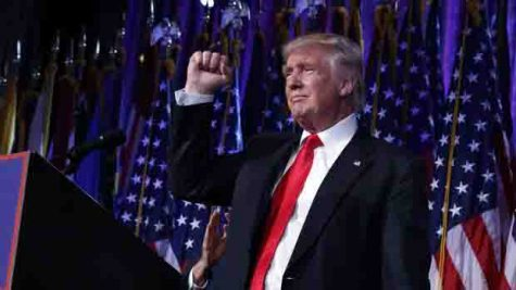 Pushing past the polls: Donald Trump wins election