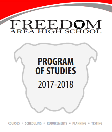 New 2017-2018 course offerings