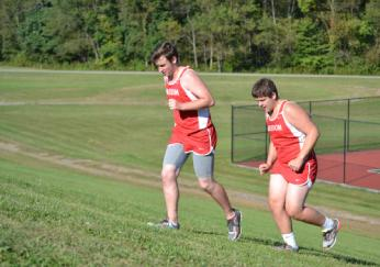 CROSS COUNTRY - On the starting line: Cross country team adds to roster for 2014 season