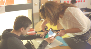 iPads introduced into learning support curriculum
