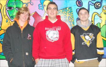 Freedom's big three in Blackhawk: Freedom students join Blackhawk team for season