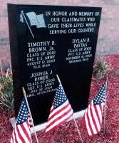 Memorial serves to honor Freedom veterans