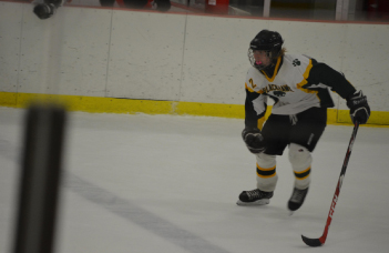 Multi-school mania: A hockey player's take on playing for a different school
