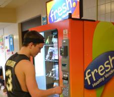 Back from banishment: Vending machines return to FHS