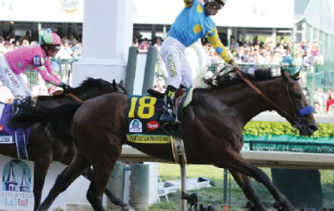 Racing for the Triple Crown: American Pharoah's pursuit of one of sport's rarest feats