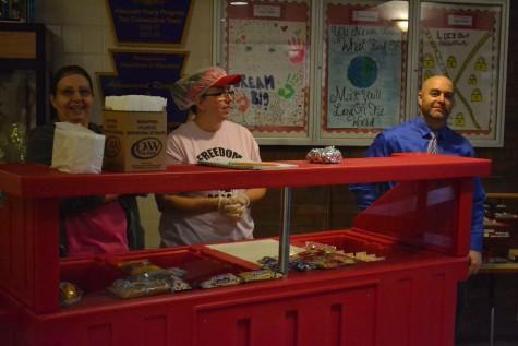 Cafeteria cuisine cruises into Freedom