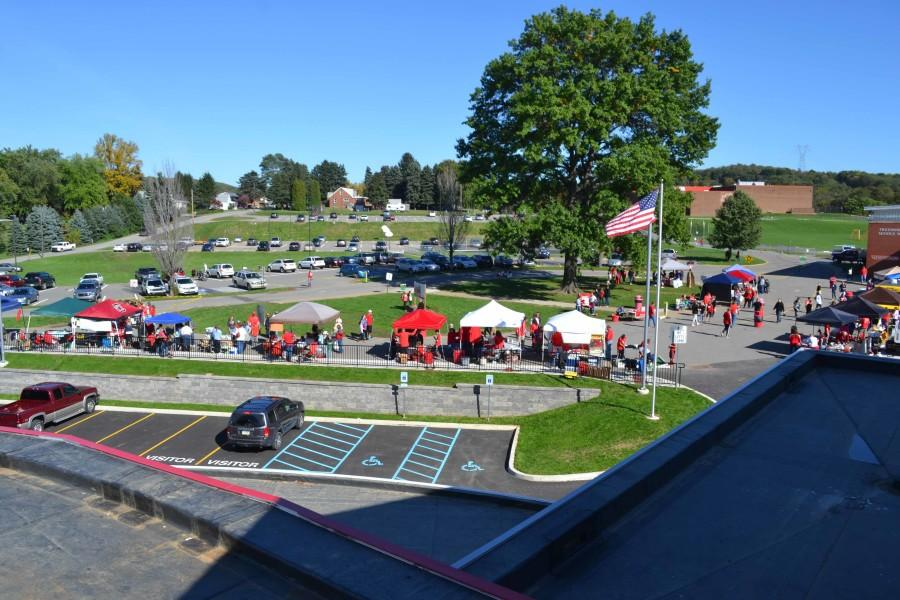 FASD celebrates first Homecoming festival
