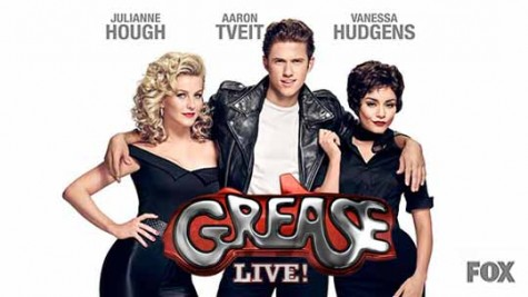 Fox's 'Grease Live' gives clean performance
