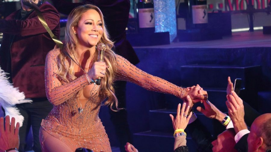 Mariah Carey's New Year's show, or lack of one, may have been caused by undue stress on the star.