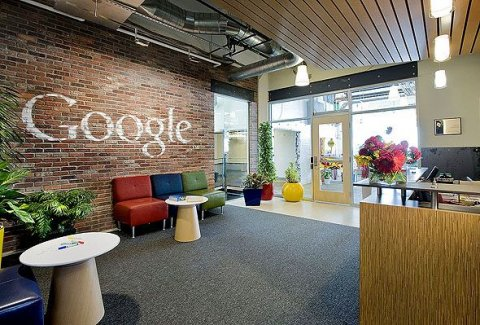 Google headquarters in Pittsburgh is one of the locations where a protest was planned to happen.