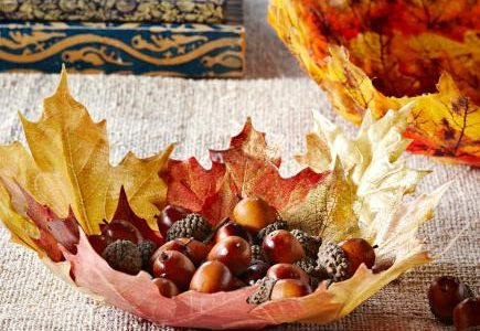 Three Easy DIY Fall Decorations