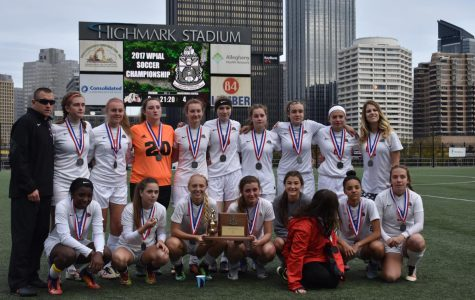 Girls soccer team's season falls short of its goals