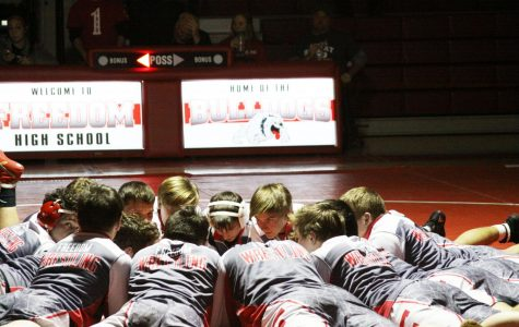 Whistle blows for a new wrestling season