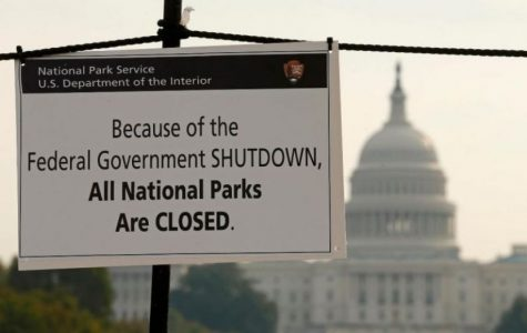 Government shuts down for 9 hours until agreement on budget deal is reached
