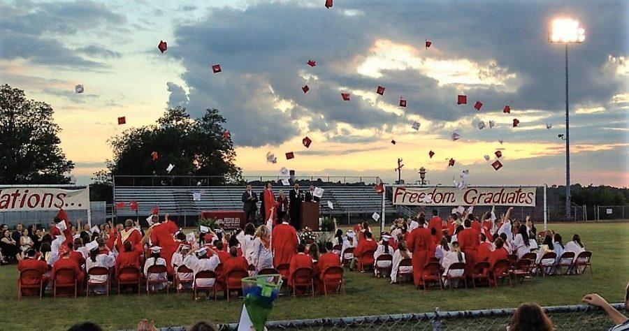 Graduation, but where?