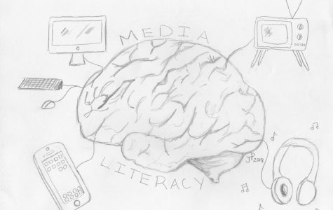 Media literacy helps people distinguish fact from fiction