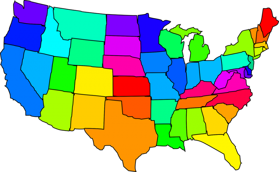 A lot of people are unsure that there are 50 states in the U.S.