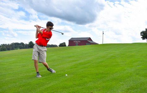 A new season 'fore' the golf team