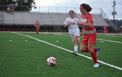 Girls soccer team starts season off with win