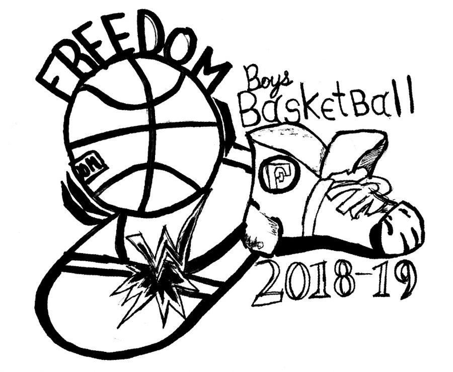 Boys+basketball+shoots+for+a+great+season