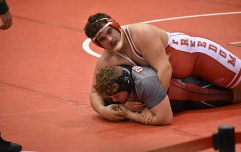 Wrestling team continues journey to win section title