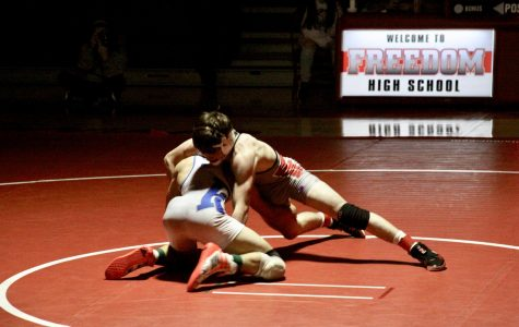 Weight fluctuation, dietary adjustments add to everyday stresses of wrestling