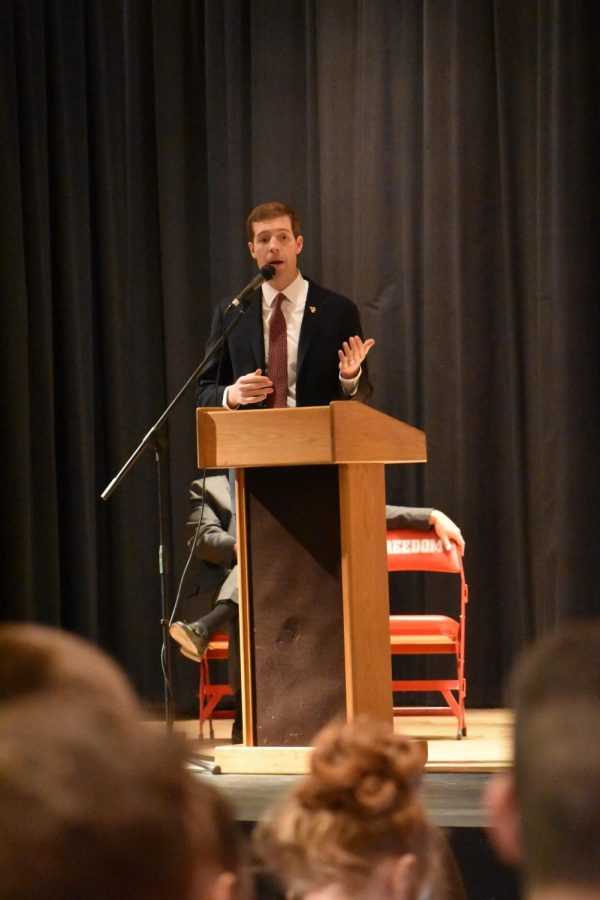 Congressman Conor Lamb expands on his views about America's pressing issues.