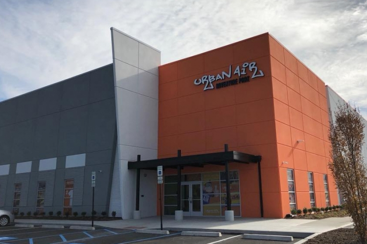 Urban Air is one of the more popular trampoline parks near Freedom and recently opened in late 2017 in Cranberry Township.