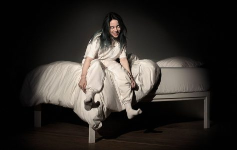 Review of  Billie Eilish's new album