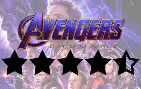 Lew Reviews: Avengers: Endgame