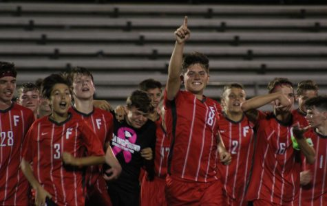 Boys soccer team enters playoffs, lose in second round