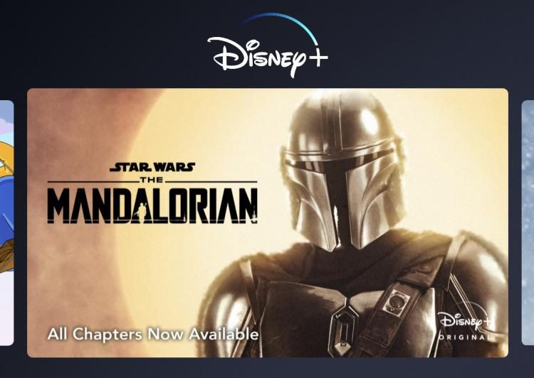 On the home page of Disney+, dozens of movies and shows are available to access, also featuring those that are exclusive, like The Mandalorian, High School Musical the Musical the Series, and TOGO.