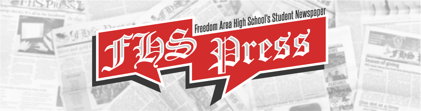 Freedom Area High School's Student Newspaper