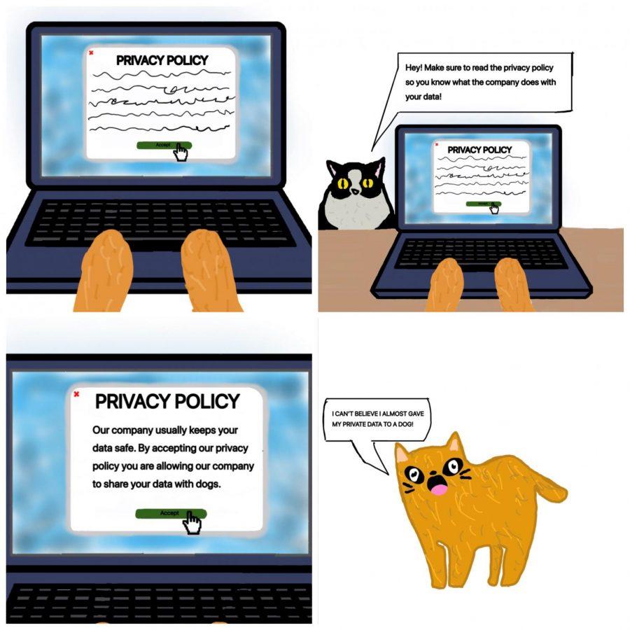 Keep private data private