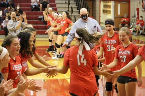 Volleyball season ends with 2-12 record