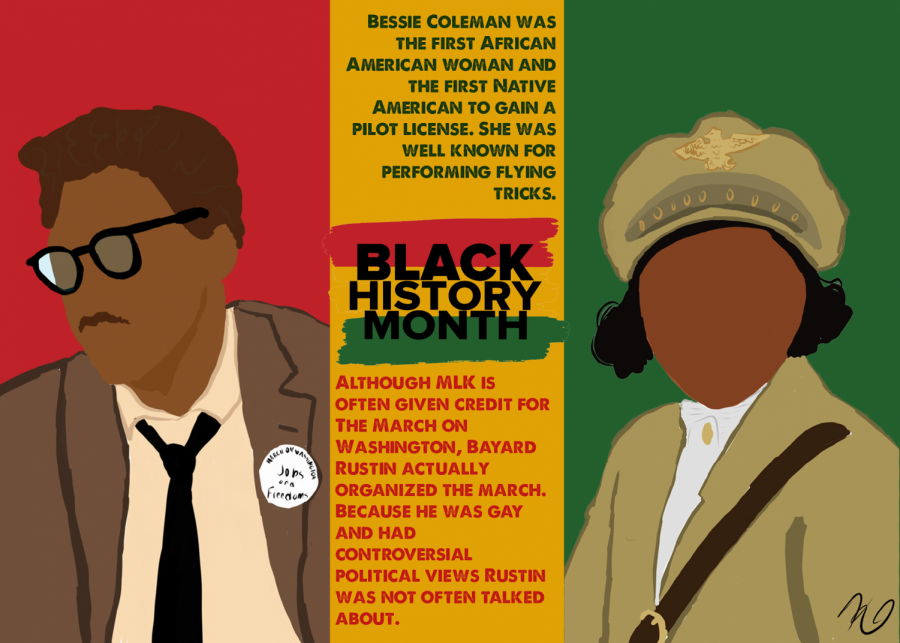 The lesser-known icons of Black History Month