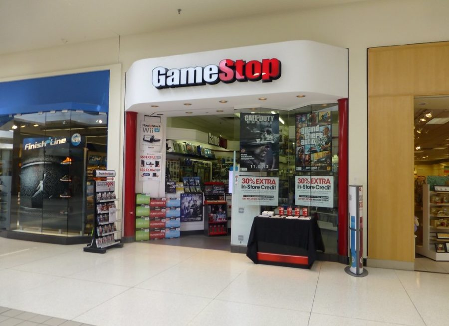GameStop+stock+shares+rose+to+as+much+as+14%2C300%25+after+Reddit+users+coordinated%0Aefforts+to+boost+the+fledgling+stock+on+the+Robinhood+investing+app.
