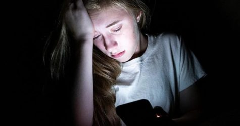 Cyberbullying leaves people feeling alone, and as if they are unable to talk to anyone about what is happening.