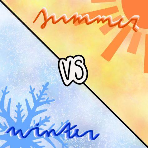 Summer vs. winter: What's the better season?