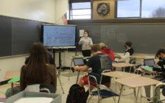 New Smart Boards for teachers