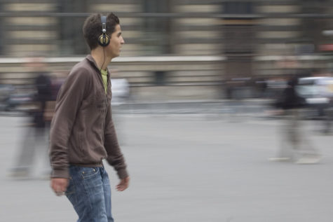 Listening to music can help one focus on themselves both physically and mentally.