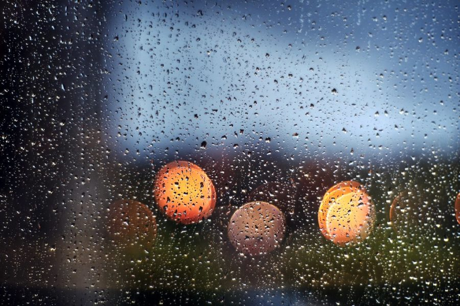 Staying inside and watching and listening to rain pound against the window is one of many reasons people enjoy rainy days so much.